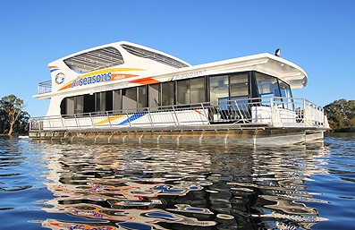 All Seasons Houseboats - Lennox Head Accommodation