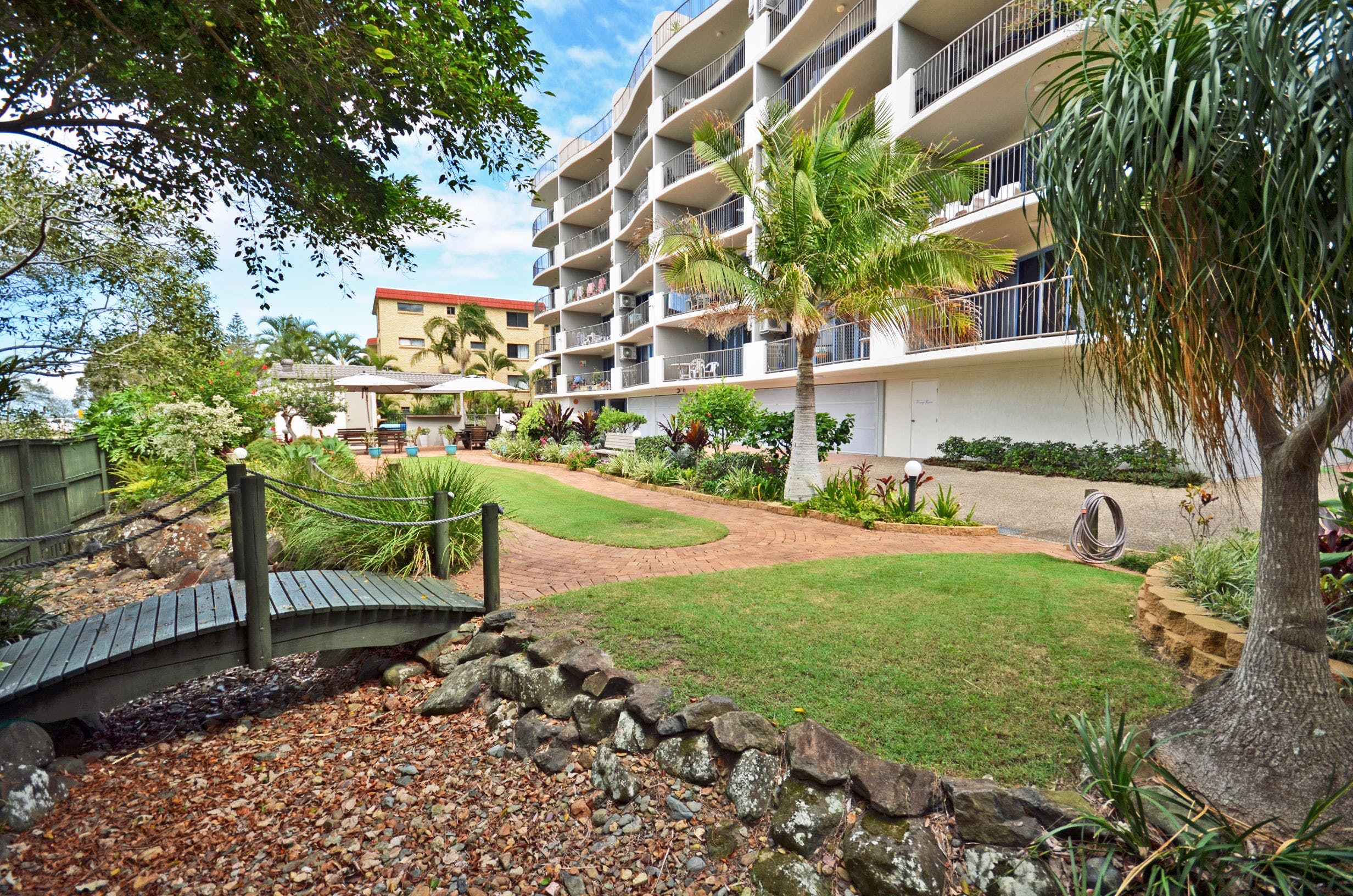 Sails Resort on Golden Beach - Lennox Head Accommodation