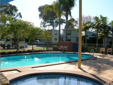 Sydney Hills Holiday Park - Lennox Head Accommodation