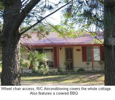 Glen Eden Cottages - Lennox Head Accommodation