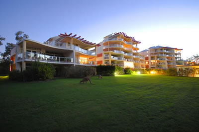 Magnolia Lane Apartments - Lennox Head Accommodation