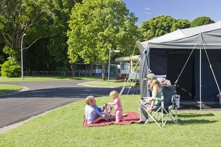 Silver Sands Holiday Park - Lennox Head Accommodation