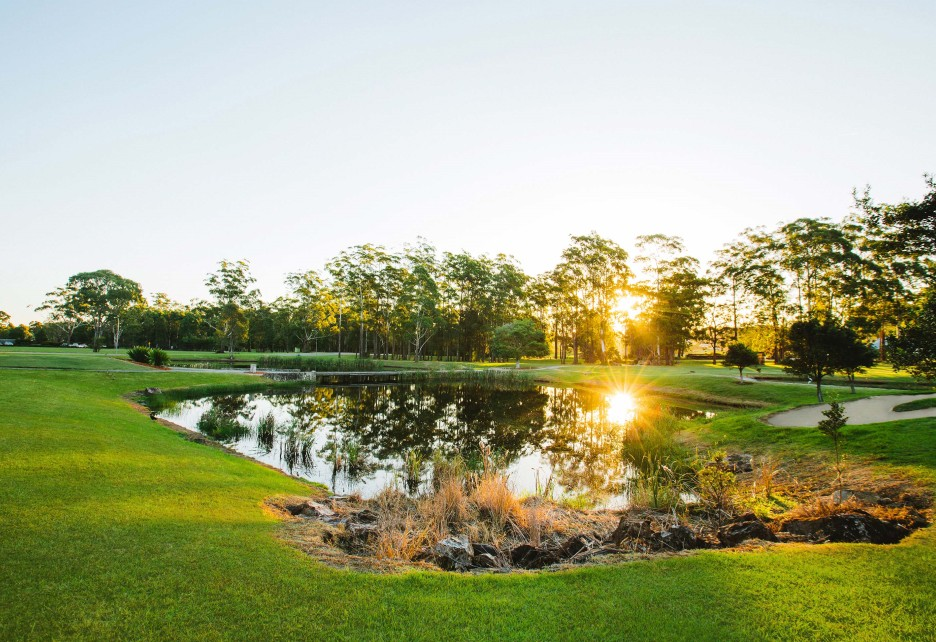 Tallwoods Golf Course and Resort - Lennox Head Accommodation