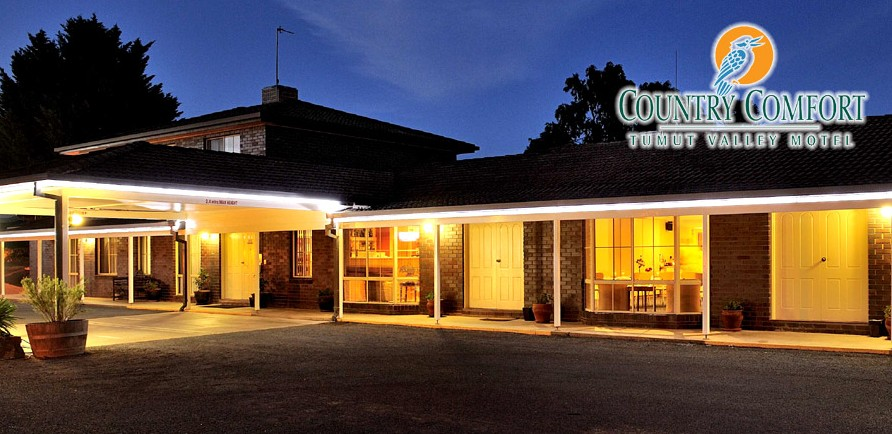 Country Comfort Tumut Valley Motel - Lennox Head Accommodation