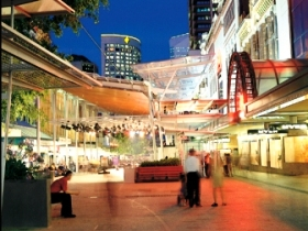 Queen Street Mall - Lennox Head Accommodation
