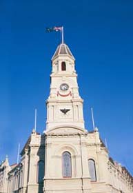 Fremantle Town Hall - Lennox Head Accommodation