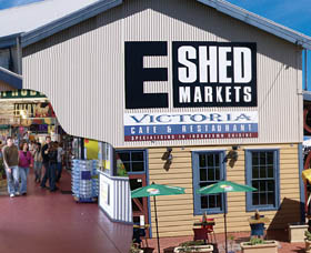 The E Shed Markets - Lennox Head Accommodation