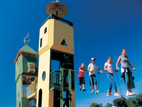 Monash Adventure Park - Lennox Head Accommodation