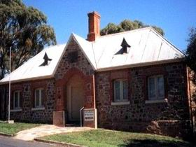 Old Police Station Museum - Lennox Head Accommodation