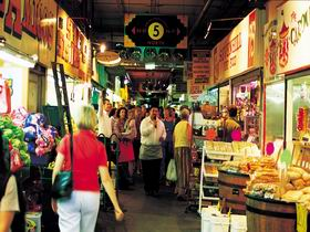 Adelaide Central Market - Lennox Head Accommodation