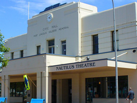 Civic Hall Complex And Arteyrea Workshops - Lennox Head Accommodation