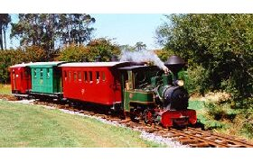Redwater Creek Railway - Lennox Head Accommodation