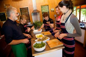 Wild Lime Cooking School - Lennox Head Accommodation
