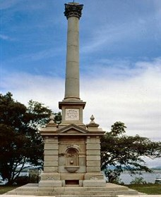 Cooktown War Memorial - Lennox Head Accommodation