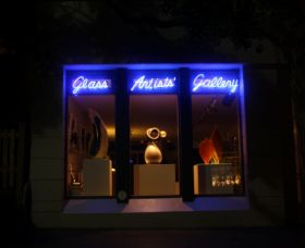 Glass Artists Gallery - Lennox Head Accommodation