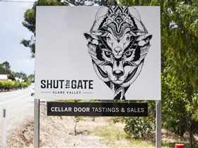 Shut The Gate Winery and Cellar Door - Lennox Head Accommodation