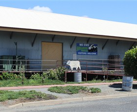Mid-State Shearing Shed Museum - Lennox Head Accommodation