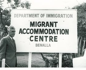 Benalla Migrant Camp Exhibition - Lennox Head Accommodation