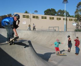 Goulburn Skate Park - Lennox Head Accommodation