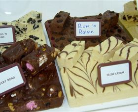 Fudge Factory at Tilba Treasures of Ulladulla - Lennox Head Accommodation
