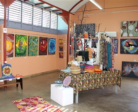Dunghutti Ngaku Aboriginal Art Gallery - Lennox Head Accommodation