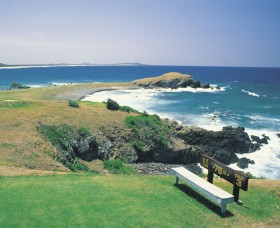 Killick Beach - Lennox Head Accommodation