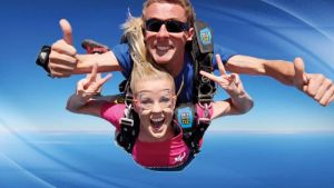 Skydive Oz Canberra - Lennox Head Accommodation