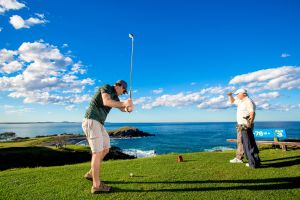 Crescent Head Country Club Golf Course - Lennox Head Accommodation