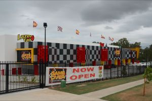 Game Over Indoor Go Karting Adventure Climbing Walls and Lazer Tag Centre - Lennox Head Accommodation