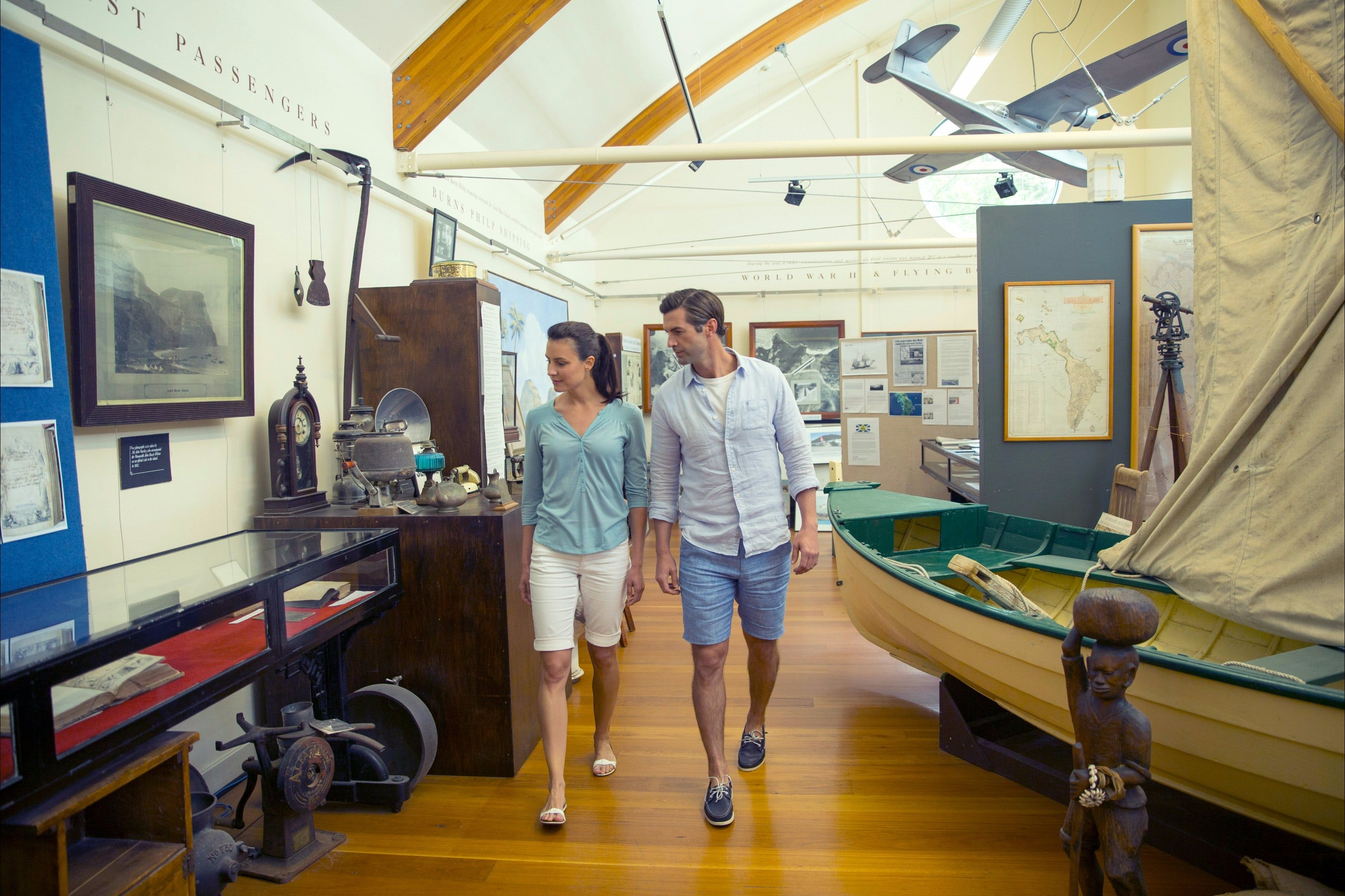 Lord Howe Island Museum and Visitor Centre - Lennox Head Accommodation