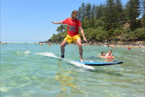 Walkin' On Water Surf School - Lennox Head Accommodation
