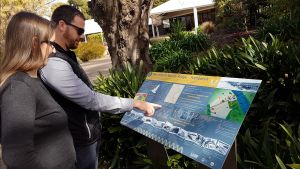The Murray Bridge Discovery Trail - Lennox Head Accommodation