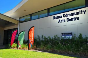 Roma on Bungil Art Gallery and the Walk of Art - Lennox Head Accommodation