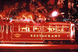 Colonial Tramcar Restaurant - Lennox Head Accommodation