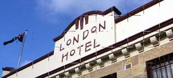 London Hotel and Restaurant - Lennox Head Accommodation