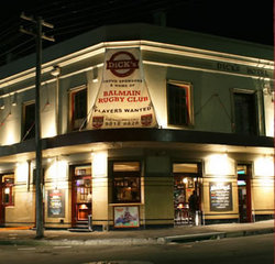 Dicks Hotel - Lennox Head Accommodation