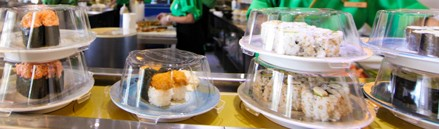 Sushi Train Indooroopilly Junction - Lennox Head Accommodation