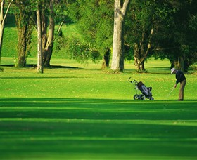 Foster Golf Club - Lennox Head Accommodation