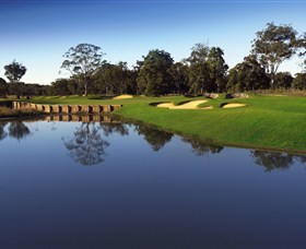 Kooindah Waters Golf Club - Lennox Head Accommodation