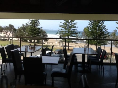 Fat Fish Beachfront Bistro - Lennox Head Accommodation