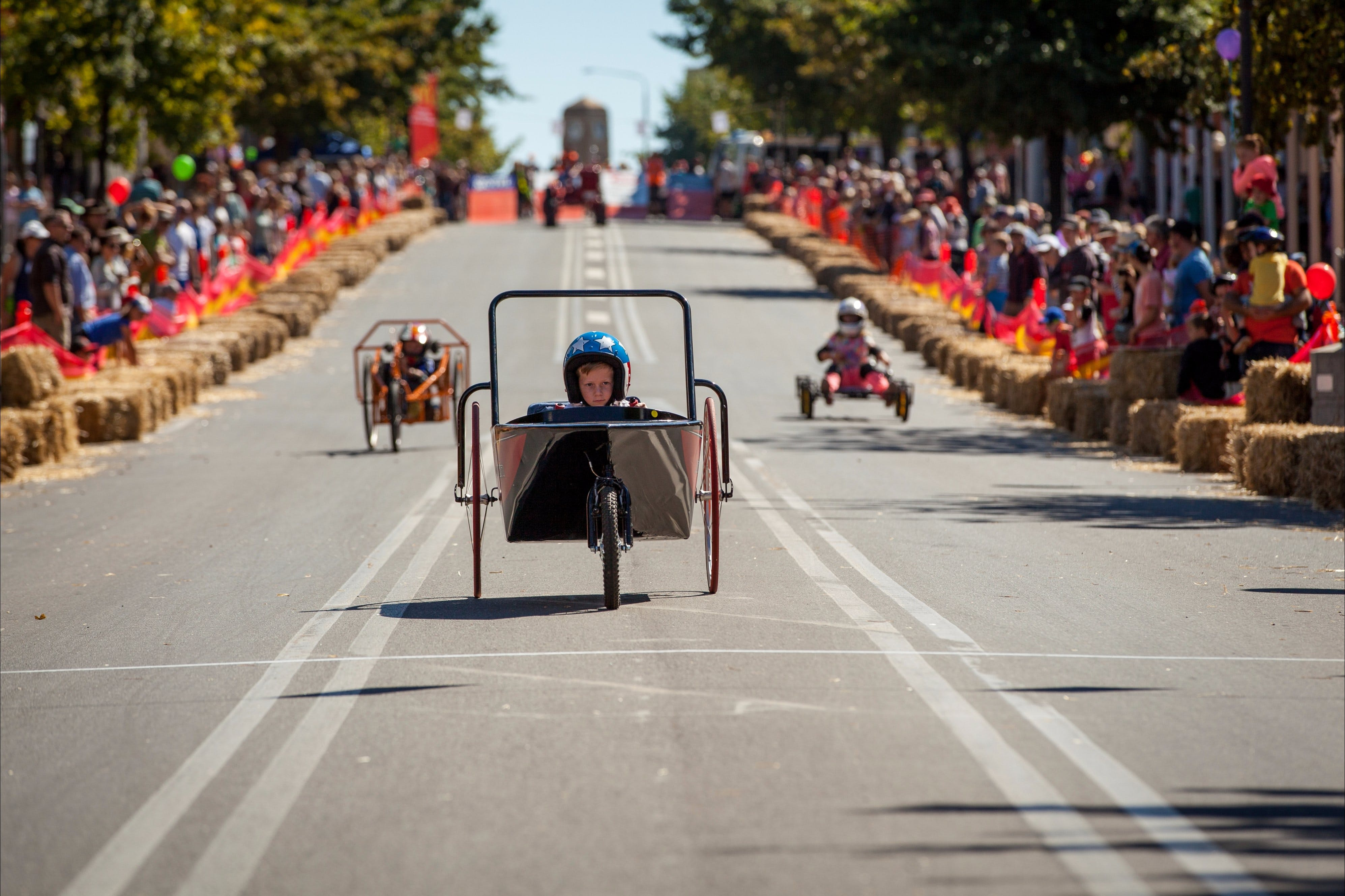 Australian Billy Cart Championships - Lennox Head Accommodation