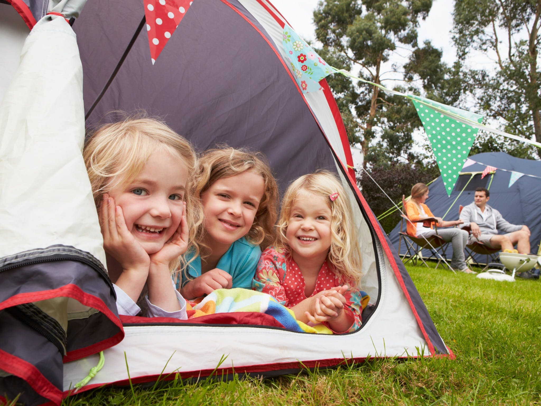 Camp Out In Town - Lennox Head Accommodation