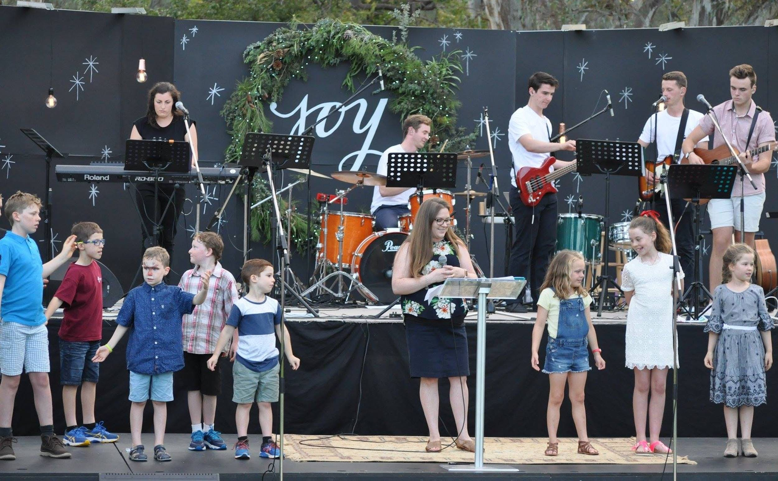 Carols in the Park Corowa - Lennox Head Accommodation