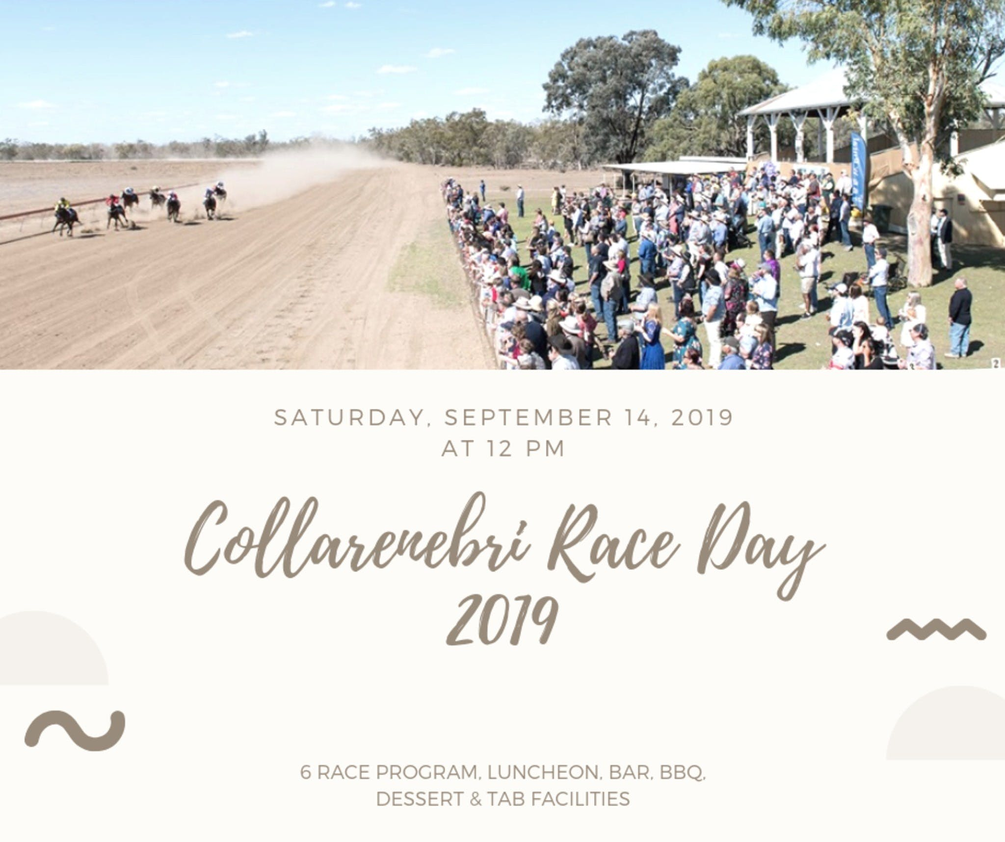 Collarenebri Races - Lennox Head Accommodation