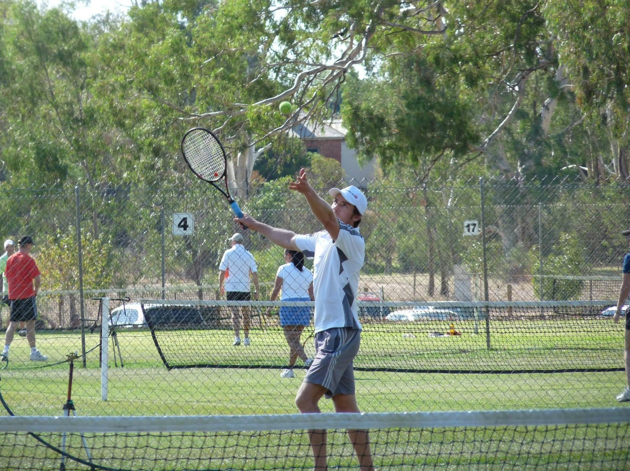 Corowa Easter Lawn Tennis Tournament - Lennox Head Accommodation