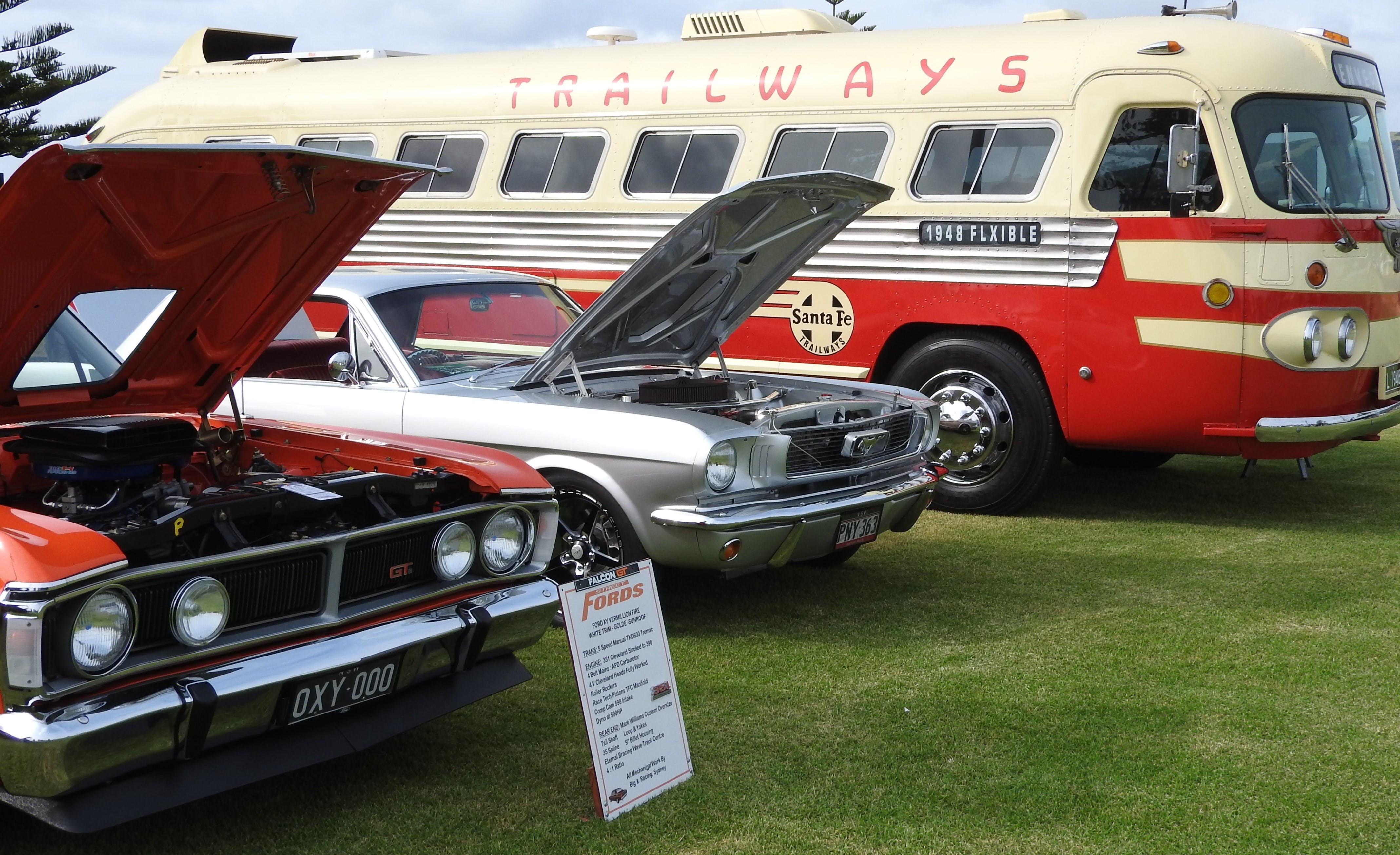 Kiama Auto Expo - Rotary Clubs of Gerringong and Kiama - Lennox Head Accommodation