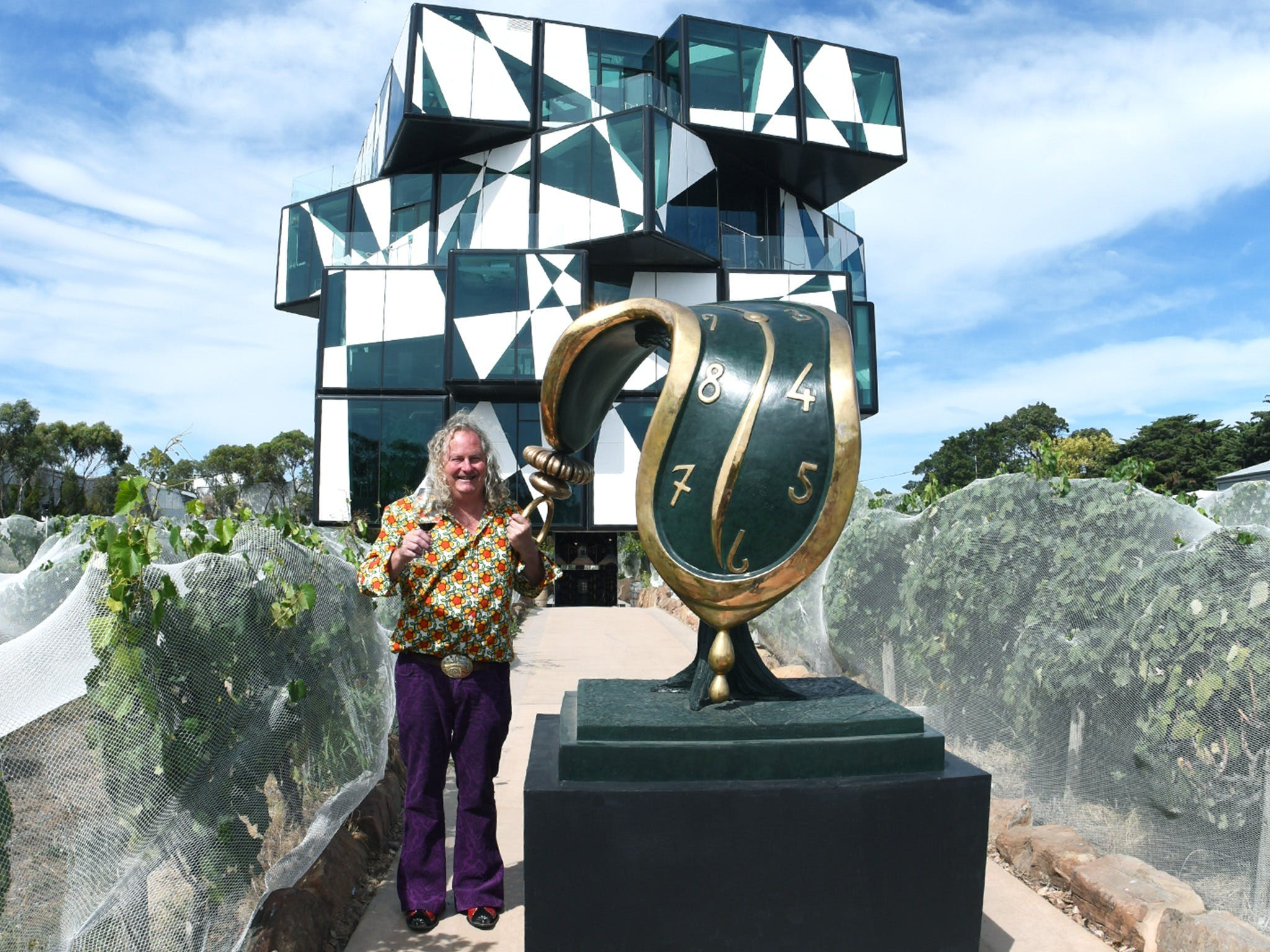 Salvador Dali Sculpture Exhibition - Lennox Head Accommodation