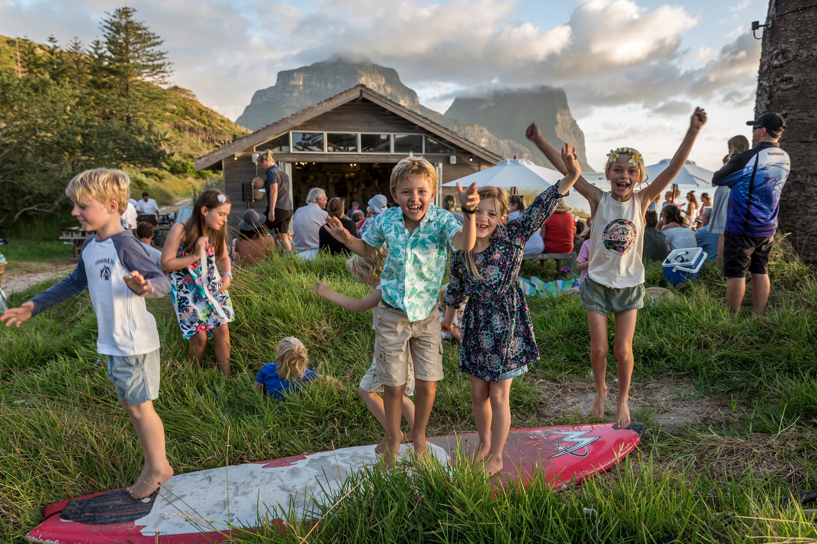 Spring Festival of Lord Howe Island - Lennox Head Accommodation