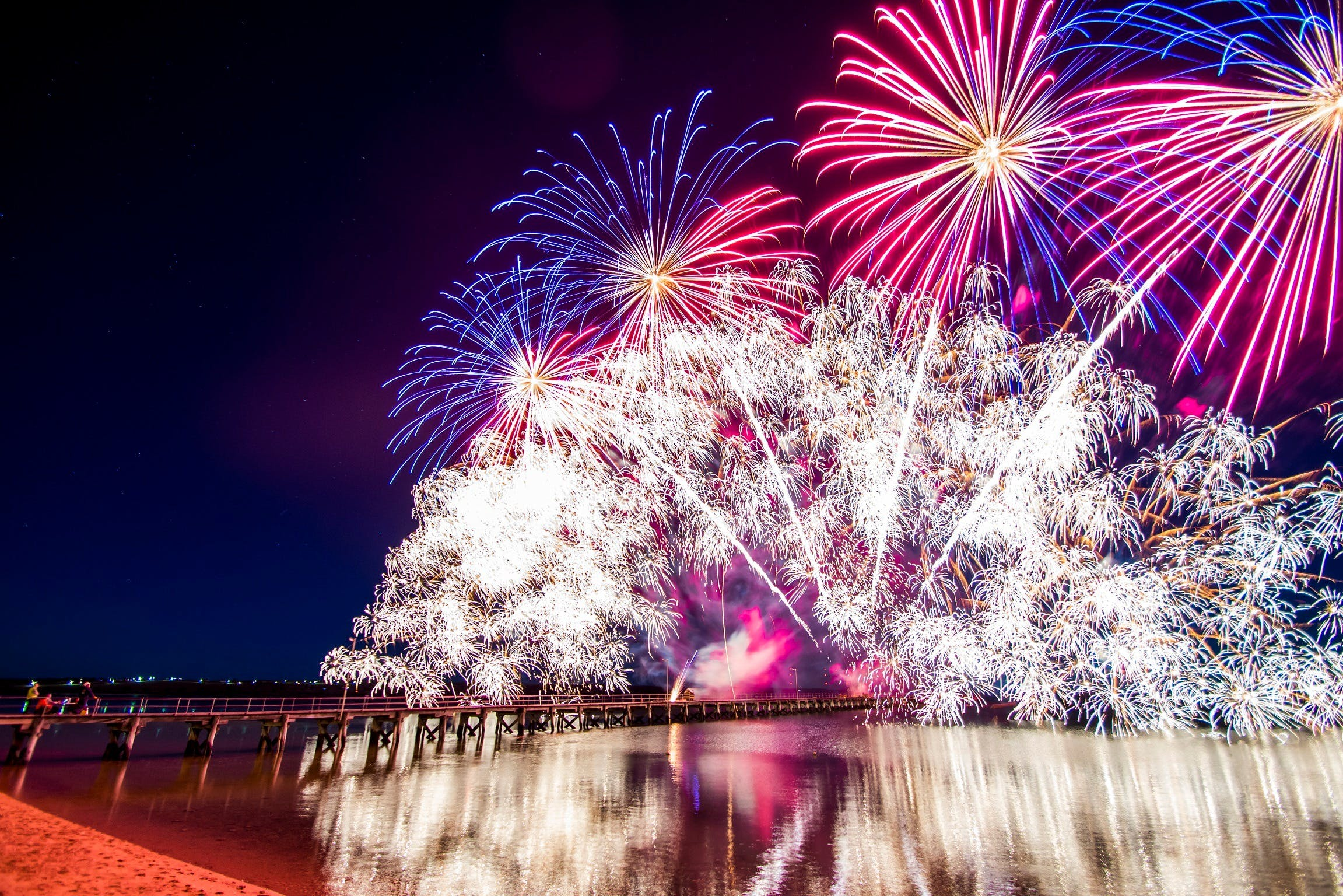 Streaky Bay New Years Eve Children's Festival and Fireworks - Lennox Head Accommodation