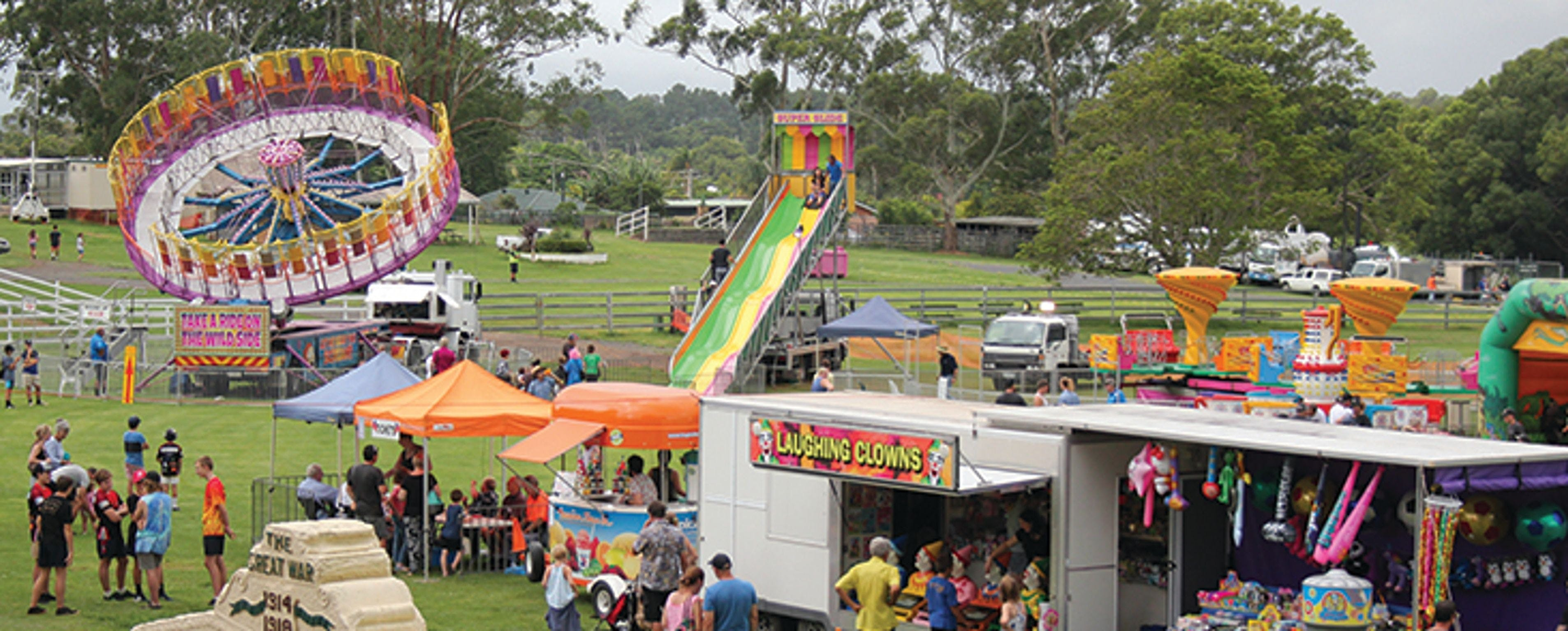 Alstonville Agricultural Society Show - Lennox Head Accommodation